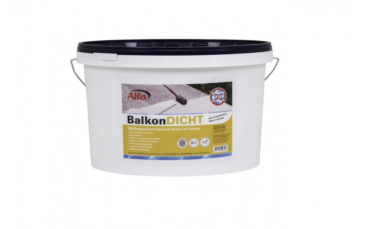 815 Alfa BalkonDICHT