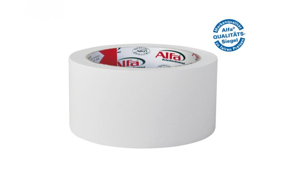 PE-Schutzband mit besonders langer UV-Beständigkeit für den Bautenschutz und unterschiedlichste Abdeckarbeiten.