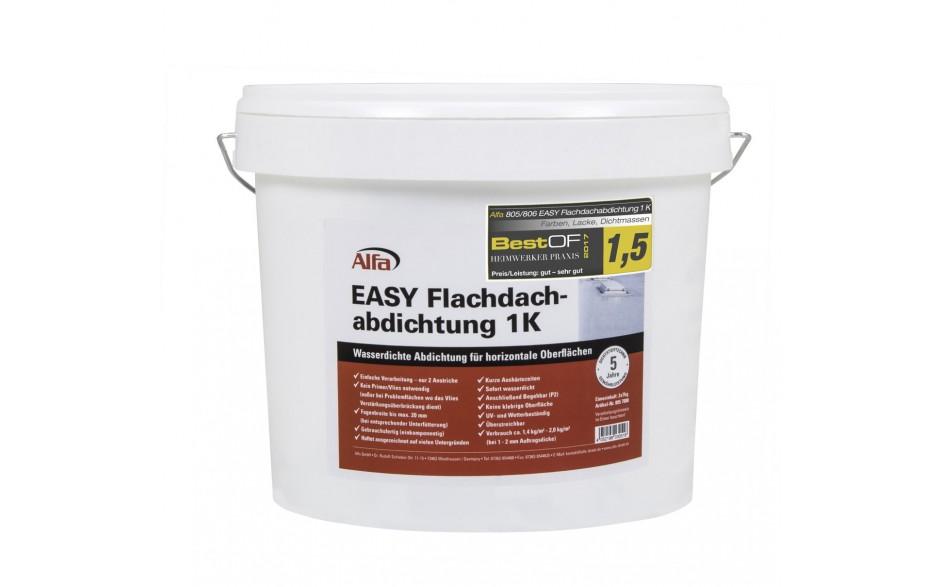 805 Alfa EASY Flachdachabdichtung 1K