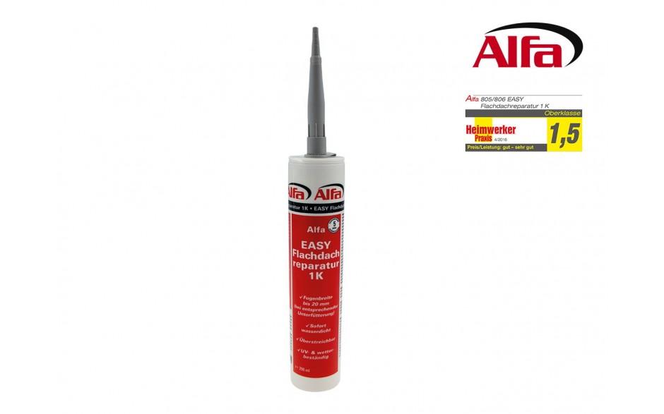 806 Alfa EASY Flachdachreparatur 1K – Polymer Dichtstoff
